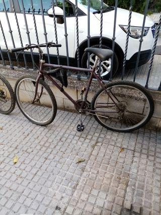bicicletas 20 euros casa una