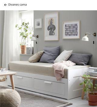 cama nido de dos camas