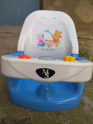 silla bañera bebe
