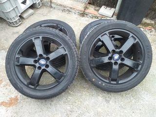 llantas nuevas y neumáticos
