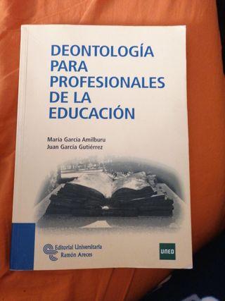 Deontologia para profesionales de la educación