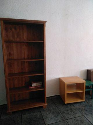 mueble librería ikea