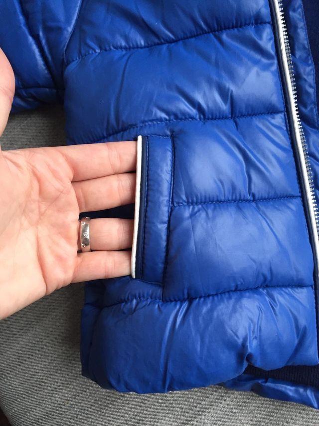 Abrigo chaqueton anorak mayoral 12 -18 meses