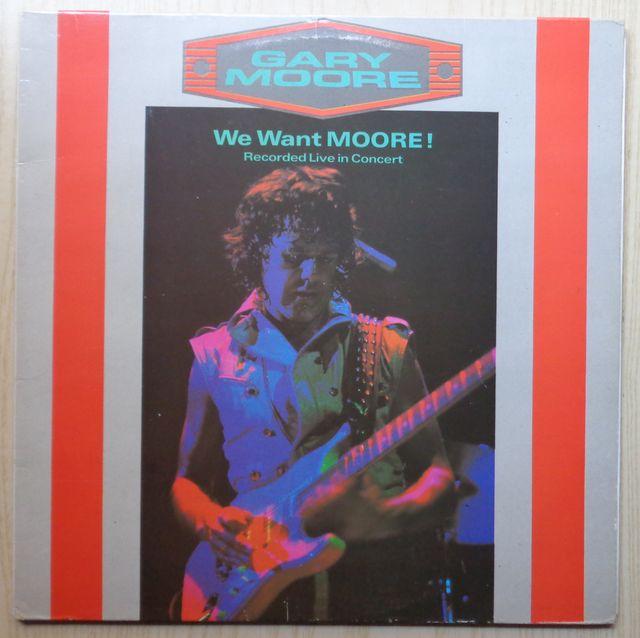 Disco de Vinilo Gary Moore