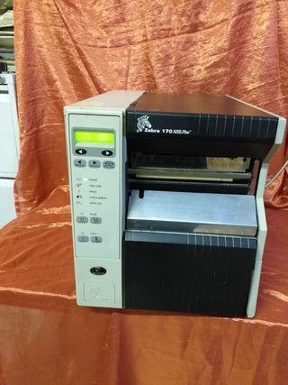 impresora de etiquetas Zebra 170 XIII Plus.