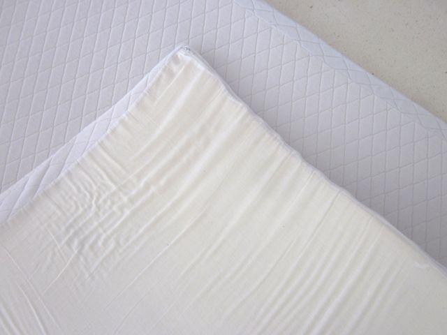 A poner sobre colchón plancha viscoelastica