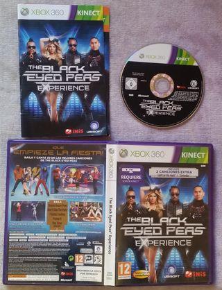 The Black Eye Peas Experience Xbox 360