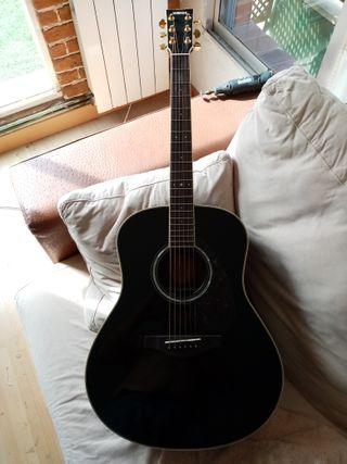 Guitarra electroacustica yamaha LL6