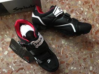Zapatillas spiuk NUEVAS btt montaña bici calas