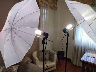 Equipo de iluminación Fotográfico