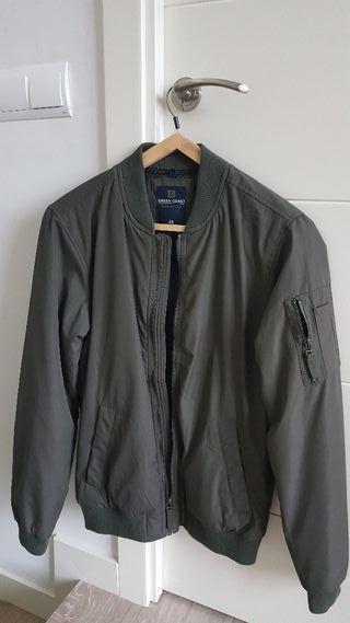 chaqueta cazadora bomber hombre/ joven