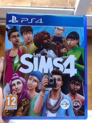 Sims 4 playstation 4
