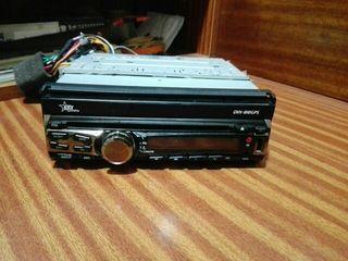 Radio coche con pantalla multimedia