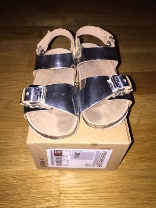 Sandalias de ZARA n 23 Bebe niña