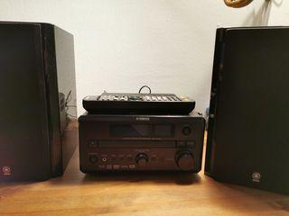 Equip de música Yamaha