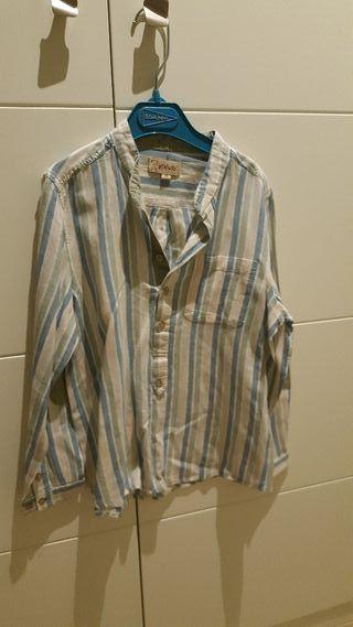 camisa niño Vitivic talla 10 años