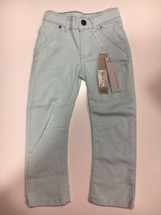 Pantalón T3 IKKS mint NUEVO