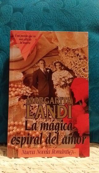 """Libro """"La mágica espiral del amor"""""""