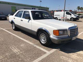 Mercedes-Benz Clase 280se 1981