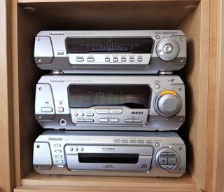 Equipo de sonido Technics SC-EH760