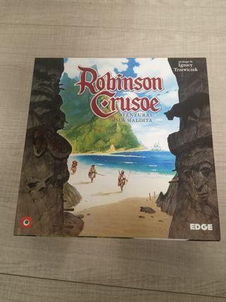 Juego de Mesa Robinson Crusoe