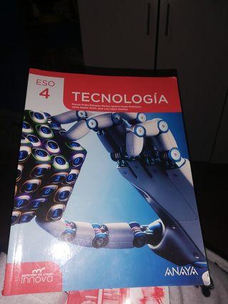 libro 4 eso tecnología