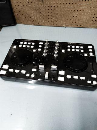 mesa de mezclas portatil usb