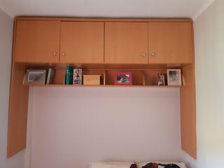 Estanterías con armarios no Ikea