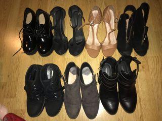 Zapatos mujer, zapatos bebé, deportivas