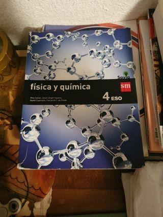 libro 4 de la eso física y química