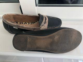 Zapatos mocasín