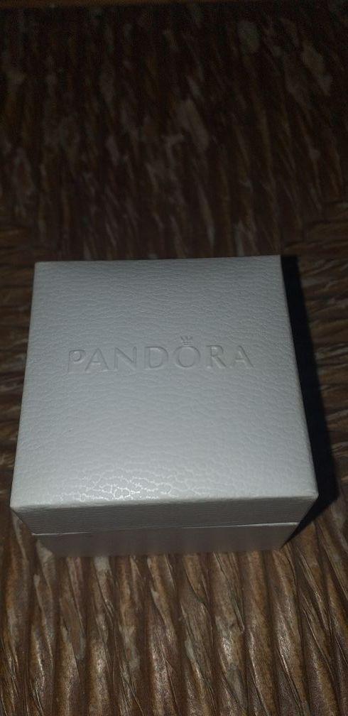Anillo Pandora de plata y circonitas