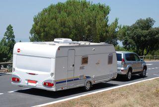 Caravana Bürstner City 550 TK