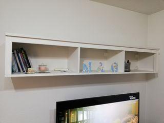 Estante/libreria pared ikea