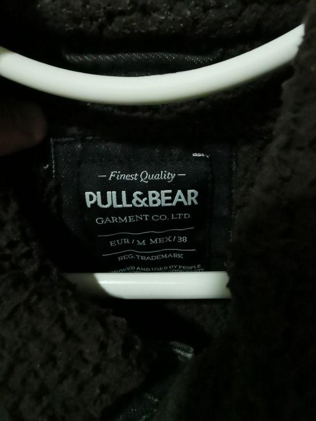 Cazadora vaquera de Pull&Bear de hombre