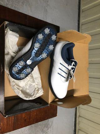 Zapatos golf mujer talla 38 Adidas sin estrenar