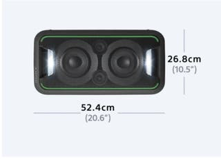 (Dos) Altavoces Sony GTK-XB5