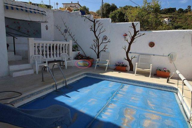 Casa adosada en venta en Iznate (Iznate, Málaga)