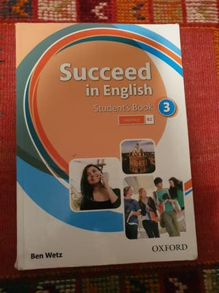 libro inglés 3 de la eso