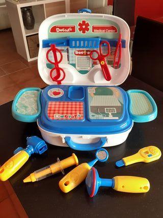 kit de médicos