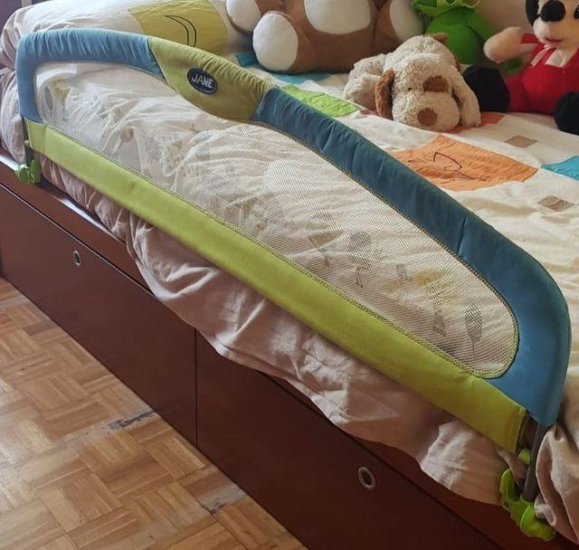 Barandilla de Seguridad para Cama de Bebés