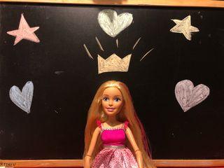 Vendo Barbie cabezona