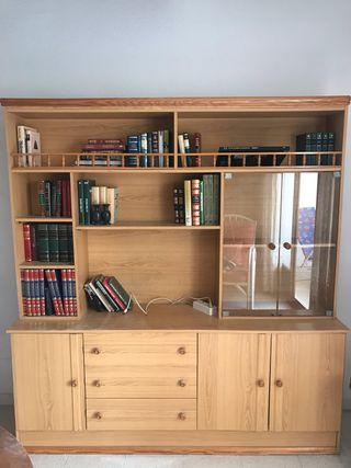 Mueble para TV / Librería