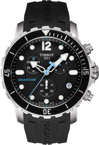 RELOJ - Tissot Seastar 1000