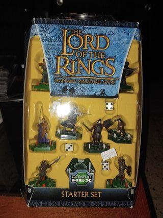 Juego Señor de los anillos - Starter Set ¡¡NUEVO!!
