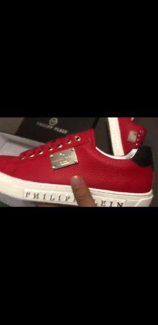 Zapatillas PHILIPP PLEIN 3 puestas- talla 42 89€
