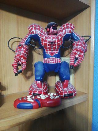 spiderman robot a control remoto