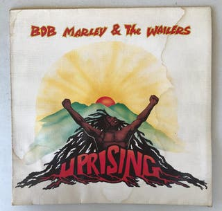 Bob Marley & The Wailers, Disco de Vinilo LP