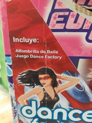 juego dance factory