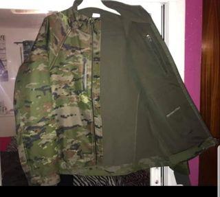 chaquetón militar